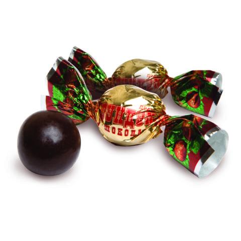 Драже «Фундук в шоколаде»
