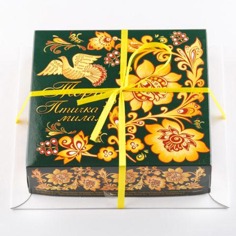 Торт «Птичка милая» сливочный